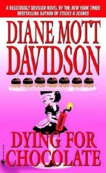 Dying for Chocolate av Diane Davidson (Heftet)