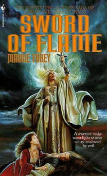 Sword of Flame av Maggie Furey (Heftet)