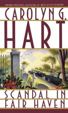 Scandal in Fair Haven av Carolyn G. Hart (Heftet)