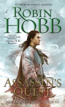 Assassin's quest av Robin Hobb (Heftet)