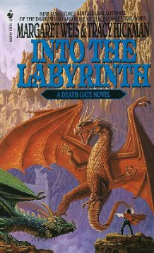 Deathgate 6: into the Labyrinth av M. Weis og Tracy Hickman (Heftet)