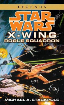 Rogue Squadron av Michael A Stackpole (Heftet)