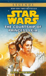 Omslag - Star Wars: the Courtship of Princess Leila