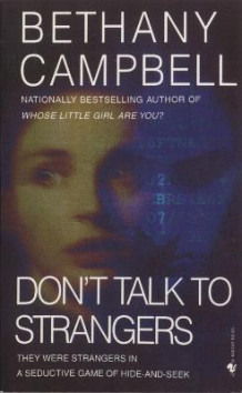 Don't Talk to Strangers av Bethany Campbell (Heftet)