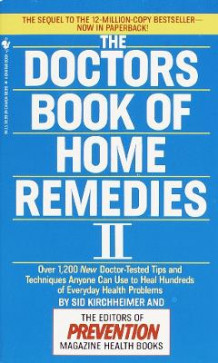 Doctor's Book: Home Remedies 2 av Kirchheimer (Heftet)