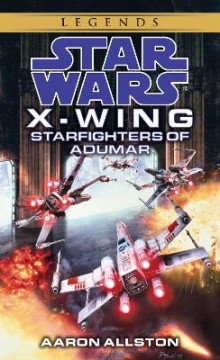 Starfighters of Adumar av Aaron Allston (Heftet)