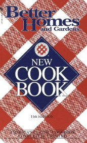 Better Homes & Garden New Cookbook av Better Homes and Gardens (Heftet)