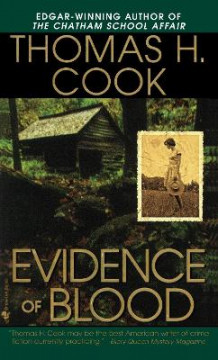 Evidence of Blood av Thomas H. Cook (Heftet)