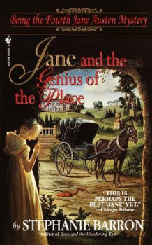 Jane and the Genius of the Place av Stephanie Barron (Heftet)