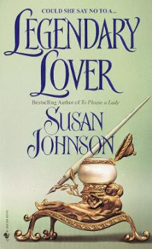 Legendary Lover av Susan Johnson (Heftet)