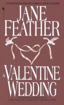 A Valentine Wedding av Jane Feather (Heftet)
