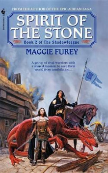 Spirit of the Stone av Maggie Furey (Heftet)