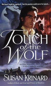Touch Of The Wolf av Susan Krinard (Heftet)