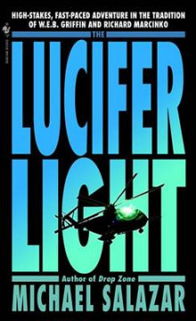 The Lucifer Light av Michael Salazar (Heftet)