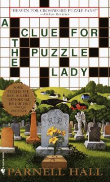 A Clue for the Puzzle Lady av Parnell Hall (Heftet)