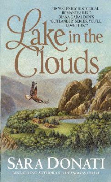 Lake in the Clouds av Sara Donati (Heftet)