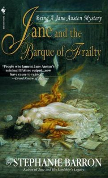 Jane and the Barque of Frailty av Stephanie Barron (Heftet)