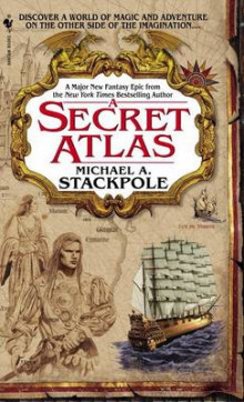 A Secret Atlas av Michael A Stackpole (Heftet)