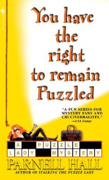 You Have the Right to Remain Puzzled av Parnell Hall (Heftet)