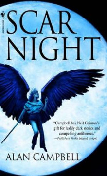 Scar Night av Alan Campbell (Heftet)