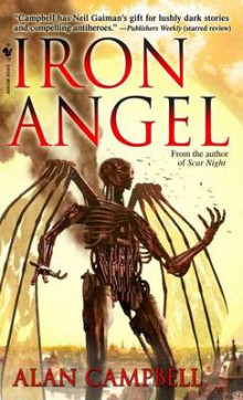 Iron Angel av Alan Campbell (Heftet)