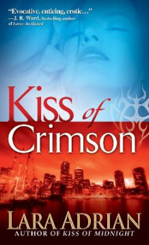 Kiss of Crimson av Adrian Lara (Heftet)