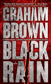 Black Rain av Graham Brown (Heftet)