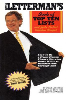 David Letterman's Book Top Ten av David Letterman og David Letterman Writers (Heftet)