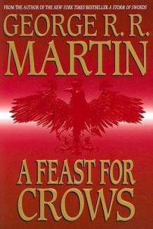 A feast for crows av George R.R. Martin (Innbundet)