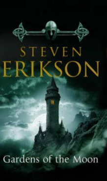 Gardens of the moon av Steven Erikson (Heftet)