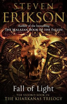 Fall of Light av Steven Erikson (Heftet)