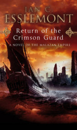 Omslag - Return of the Crimson Guard