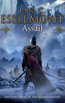 Assail - a novel of the malazan empire av Ian Cameron Esslemont (Heftet)