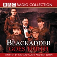 Blackadder Goes Forth: Complete Series av Richard Curtis og Ben Elton (Lydbok-CD)