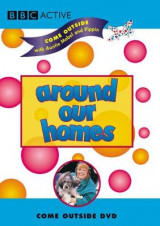 Omslag - Come Outside with Auntie Mabel and Pippin: Around our homes DVD