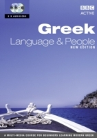 Greek Language and People (Lydbok-CD)