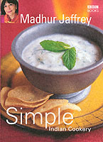 Simple Indian Cookery av Madhur Jaffrey (Heftet)