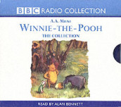 Winnie The Pooh - The Collection av A.A. Milne (Lydbok-CD)
