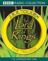 The Lord Of The Rings: The Trilogy av J.R.R. Tolkien (Lydbok-CD)