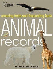 Animal Records av Mark Carwardine (Heftet)
