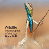 Omslag - Wildlife Photographer of the Year Desk Diary 2018