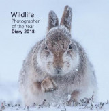 Omslag - Wildlife Photographer of the Year Pocket Diary 2018