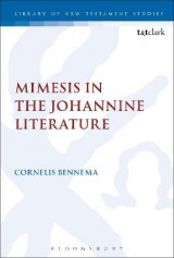 Omslag - Mimesis in the Johannine Literature