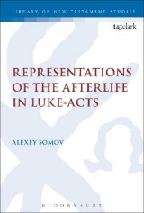 Omslag - Representations of the Afterlife in Luke-Acts