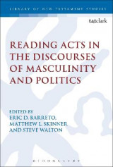 Omslag - Reading Acts in the Discourses of Masculinity and Politics