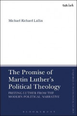 Omslag - The Promise of Martin Luther's Political Theology
