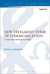Omslag - New Testament Verbs of Communication