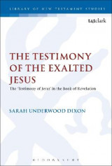 Omslag - The Testimony of the Exalted Jesus