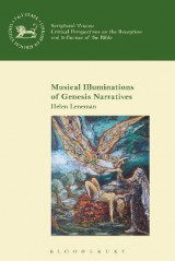 Omslag - Musical Illuminations of Genesis Narratives