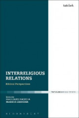 Omslag - Interreligious Relations: Biblical Perspectives